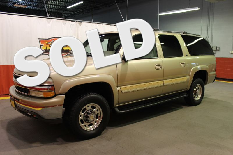 2005 Chevrolet Suburban LT  city Illinois  Ardmore Auto Sales  in West Chicago, Illinois