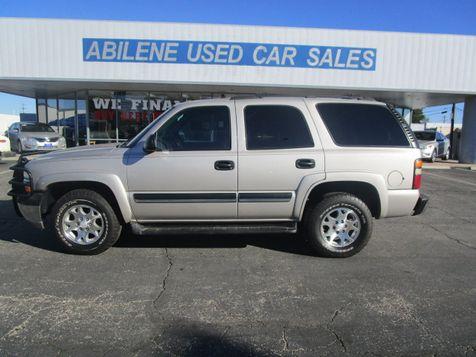 2005 Chevrolet Tahoe LS in Abilene, TX