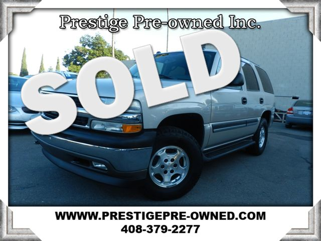 2005 Chevrolet TAHOE LS  in Campbell CA