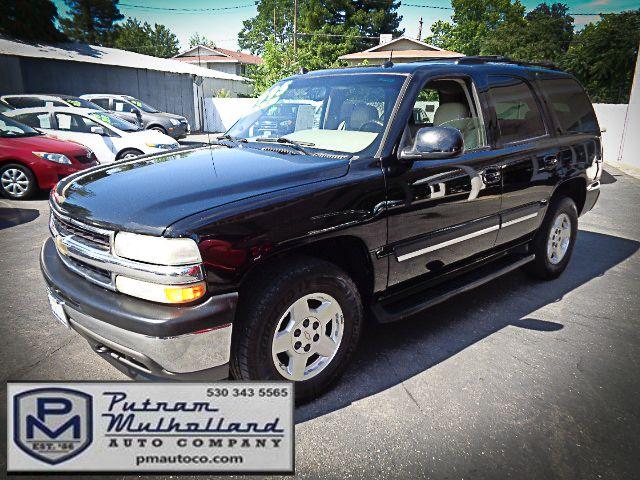 2005 Chevrolet Tahoe LT Chico, CA 2