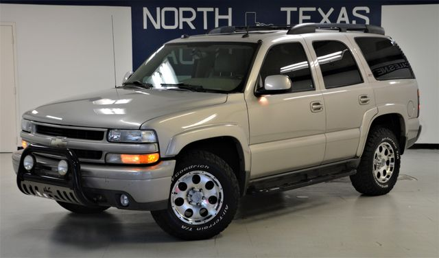 2005 Chevrolet Tahoe Z71 Navigation 1 Owner Roof TV/DVD 40 SERVICE REC in Dallas, TX 75247