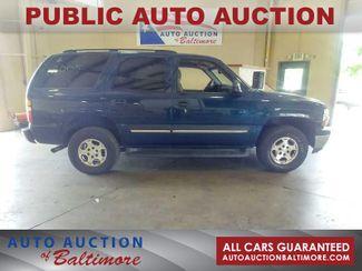 2005 Chevrolet Tahoe LS | JOPPA, MD | Auto Auction of Baltimore  in Joppa MD