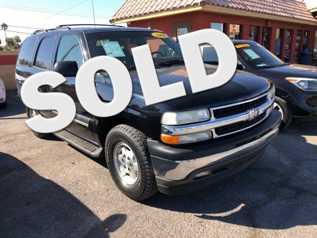 2005 Chevrolet Tahoe LS CAR PROS AUTO CENTER (702) 405-9905 Las Vegas, Nevada