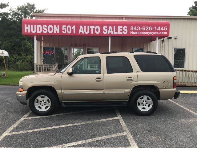 2005 Chevrolet Tahoe LT | Myrtle Beach, South Carolina | Hudson Auto Sales in Myrtle Beach South Carolina