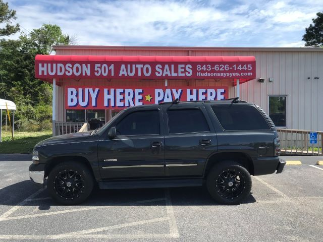 2005 Chevrolet Tahoe in Myrtle Beach South Carolina