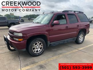 2005 Chevrolet Tahoe Z71 4x4 Leather Heated Sunroof Tv Dvd Buckets in Searcy, AR 72143