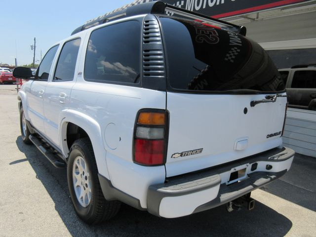 2005 Chevrolet Tahoe Z71 south houston, TX 2