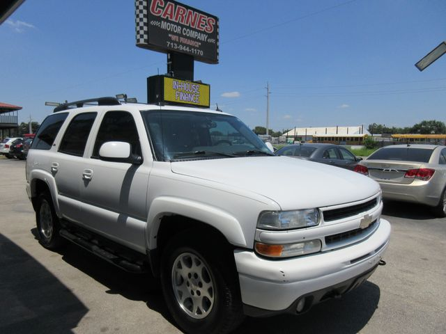 2005 Chevrolet Tahoe Z71 south houston, TX 5