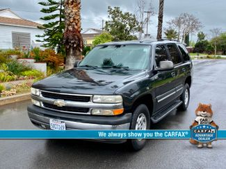 2005 Chevrolet TAHOE LS AUTOMATIC SERVICE RECORDS in Van Nuys, CA 91406