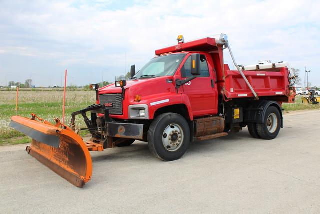 2005 Chevrolet Topkick Snow plow truck/dump