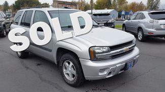 2005 Chevrolet TrailBlazer LS 4WD   Ashland, OR   Ashland Motor Company in Ashland OR