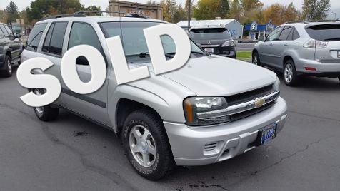 2005 Chevrolet TrailBlazer LS 4WD | Ashland, OR | Ashland Motor Company in Ashland, OR