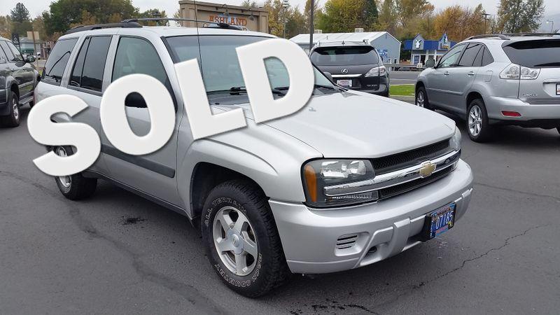 2005 Chevrolet TrailBlazer LS 4WD | Ashland, OR | Ashland Motor Company in Ashland OR