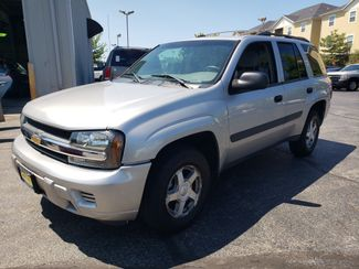 2005 Chevrolet TrailBlazer LS | Champaign, Illinois | The Auto Mall of Champaign in Champaign Illinois