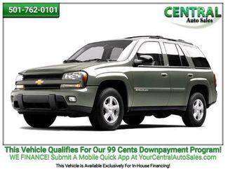 2005 Chevrolet TrailBlazer LS | Hot Springs, AR | Central Auto Sales in Hot Springs AR