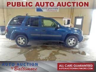 2005 Chevrolet TrailBlazer LS | JOPPA, MD | Auto Auction of Baltimore  in Joppa MD