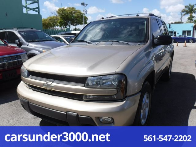 2005 Chevrolet TrailBlazer LT Lake Worth , Florida