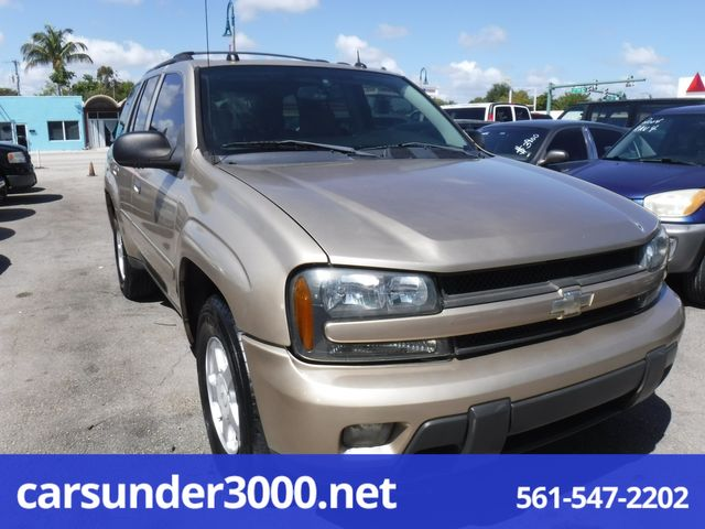 2005 Chevrolet TrailBlazer LT Lake Worth , Florida 2