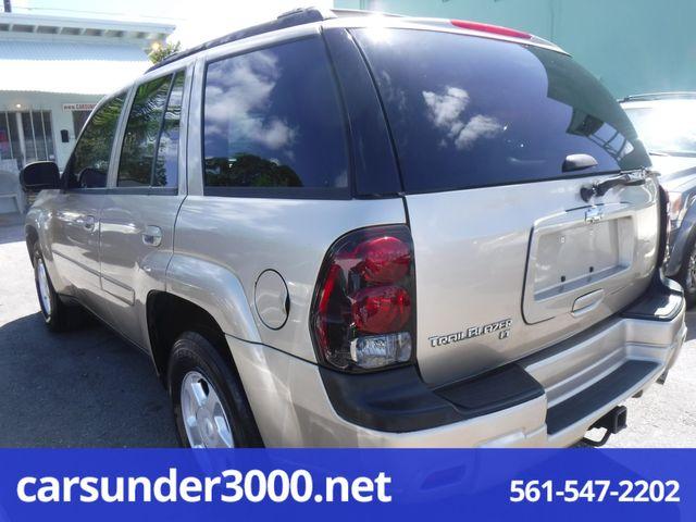 2005 Chevrolet TrailBlazer LT Lake Worth , Florida 3