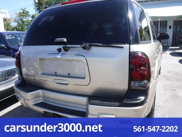 2005 Chevrolet TrailBlazer LT Lake Worth , Florida 1