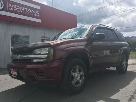 2005 Chevrolet TrailBlazer LS in