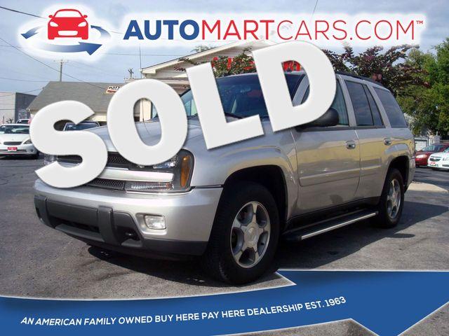 2005 Chevrolet TrailBlazer LT | Nashville, Tennessee | Auto Mart Used Cars Inc. in Nashville Tennessee