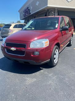 2005 Chevrolet Uplander Base | Hot Springs, AR | Central Auto Sales in Hot Springs AR