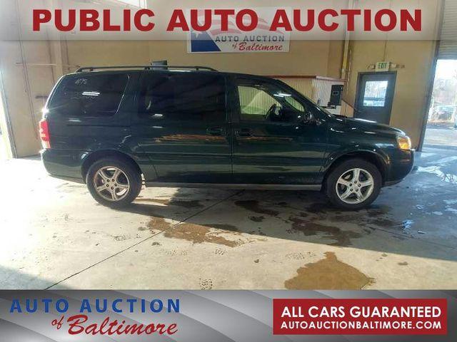 2005 Chevrolet Uplander LS | JOPPA, MD | Auto Auction of Baltimore  in Joppa MD