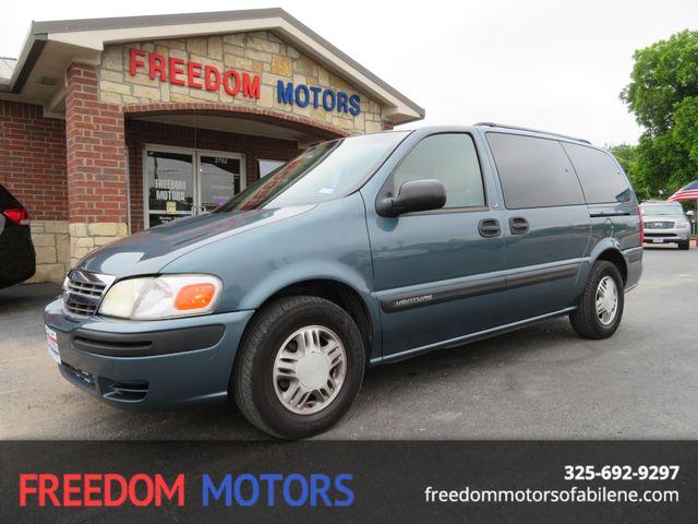 2005 Chevrolet Venture LS   Abilene, Texas   Freedom Motors  in Abilene,Tx Texas