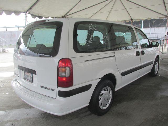 2005 Chevrolet Venture Plus Gardena, California 2