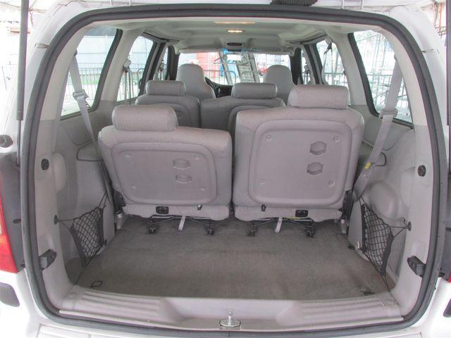 2005 Chevrolet Venture Plus Gardena, California 10