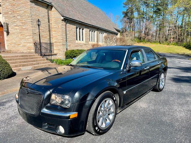 2005 Chrysler 300-HEMI V8 BLACK PEARL CAMEL LEATHER LOADED 300C-BUY HERE PAY HERE OFFERED