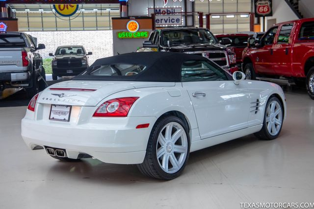 2005 Chrysler Crossfire Limited in Addison, Texas 75001
