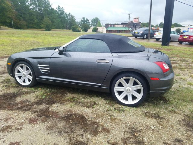 2005 Chrysler Crossfire Limited Athens, TX