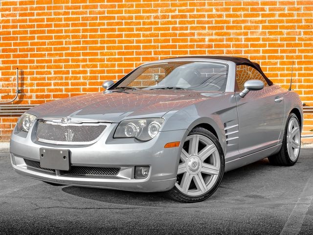 2005 Chrysler Crossfire Limited Burbank, CA 0