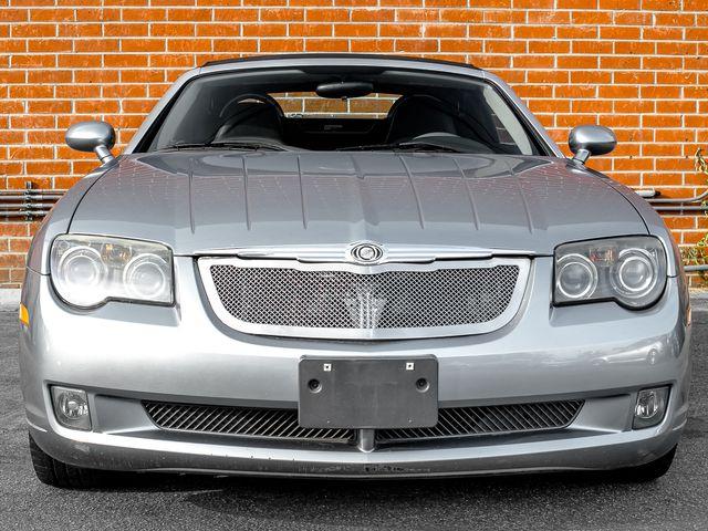 2005 Chrysler Crossfire Limited Burbank, CA 2