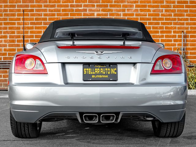 2005 Chrysler Crossfire Limited Burbank, CA 3