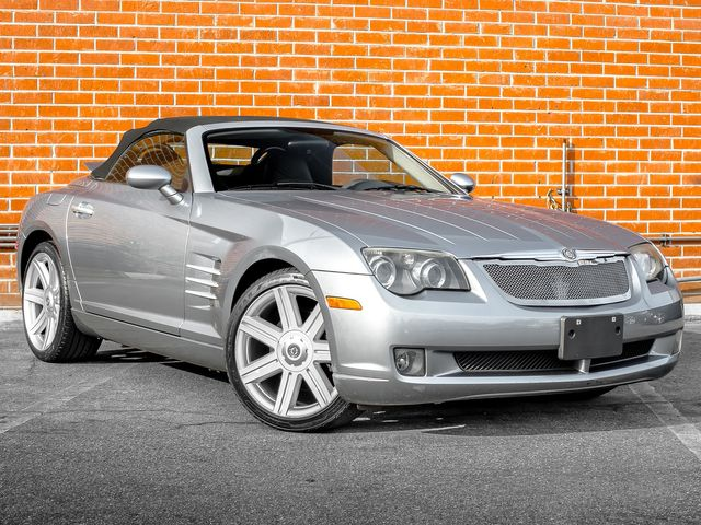 2005 Chrysler Crossfire Limited Burbank, CA 1