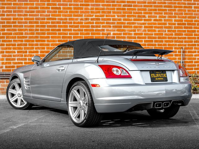 2005 Chrysler Crossfire Limited Burbank, CA 6