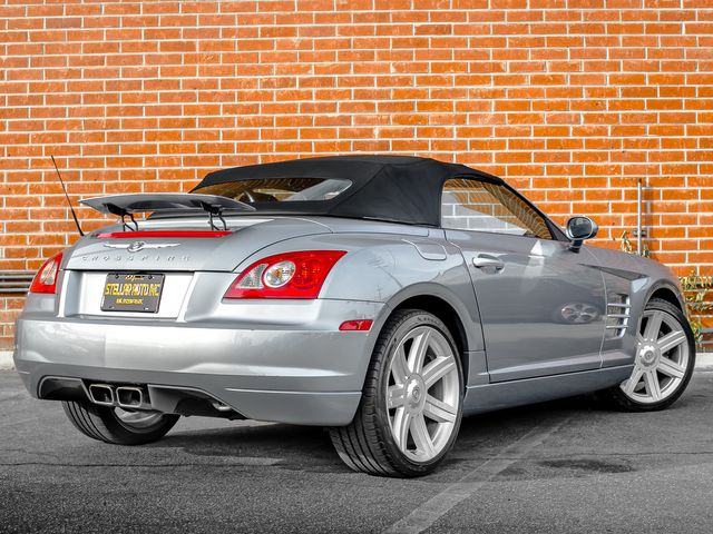 2005 Chrysler Crossfire Limited Burbank, CA 7