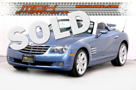 2005 Chrysler Crossfire Limited in Los Angeles