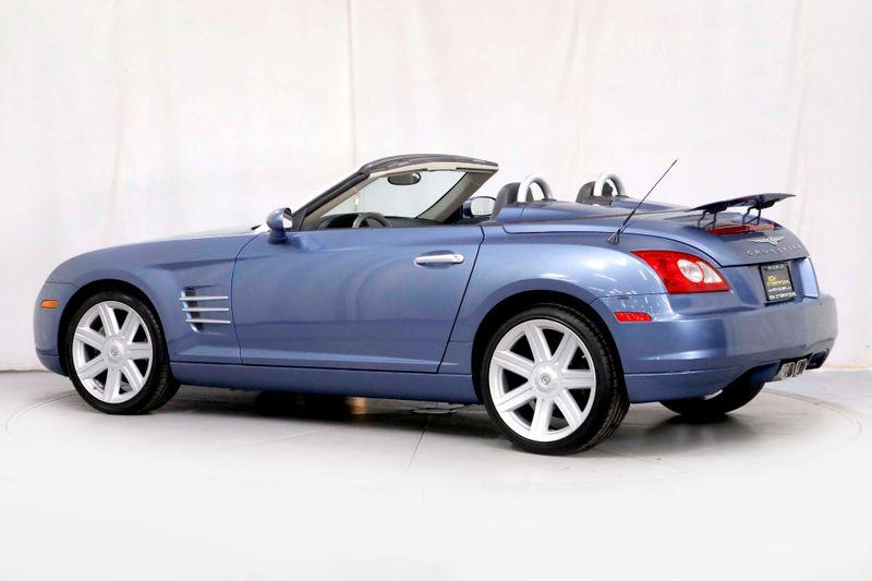 2005 Chrysler Crossfire Limited  city California  MDK International  in Los Angeles, California