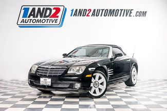 2005 Chrysler Crossfire Limited in Dallas TX