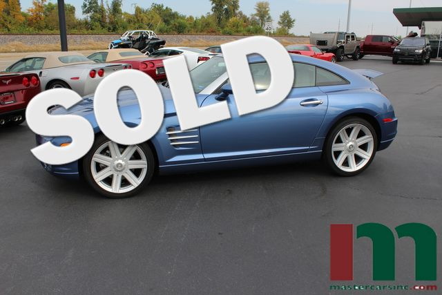 2005 Chrysler Crossfire Limited | Granite City, Illinois | MasterCars Company Inc. in Granite City Illinois