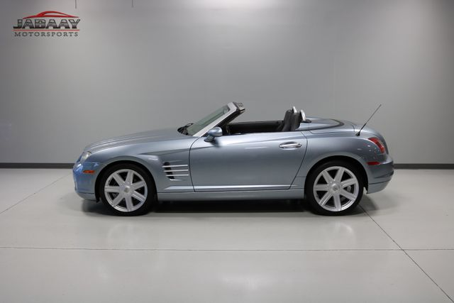2005 Chrysler Crossfire Limited Merrillville, Indiana 34