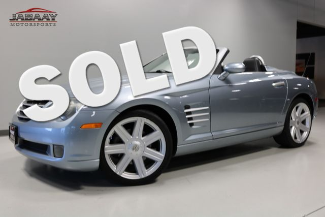 2005 Chrysler Crossfire Limited Merrillville, Indiana