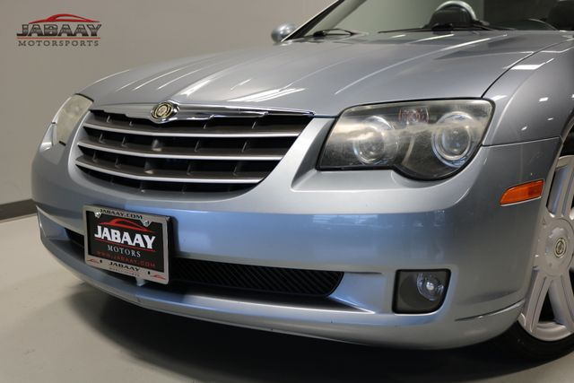 2005 Chrysler Crossfire Limited Merrillville, Indiana 28