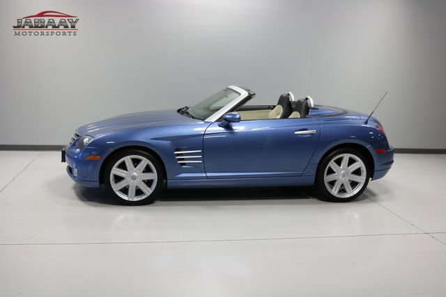 2005 Chrysler Crossfire Limited Merrillville, Indiana 32