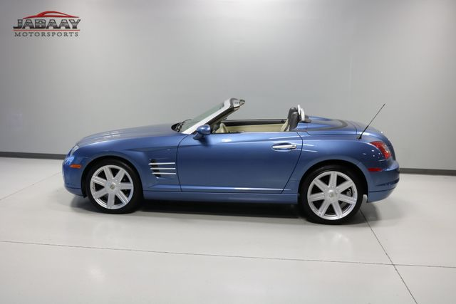 2005 Chrysler Crossfire Limited Merrillville, Indiana 33