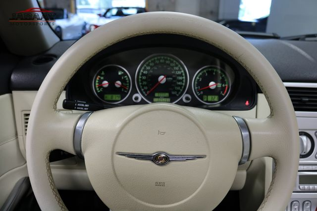 2005 Chrysler Crossfire Limited Merrillville, Indiana 15